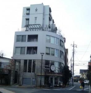 影山さんのマージュ西国分寺 一階はクルミドコーヒー